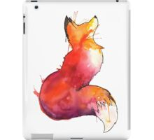 The Fox iPad Case/Skin