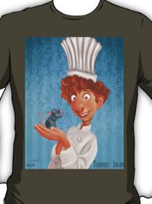 Alfredo Linguini- Ratatouille. T-Shirt