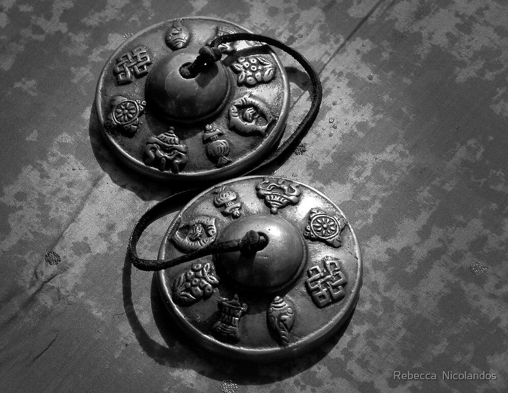 Bells by Rebecca  Nicolandos