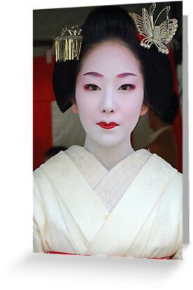 Butterfly Maiko by fab2can