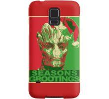 Seasons Grootings Samsung Galaxy Case/Skin