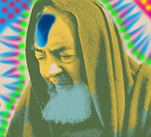 Padre Pio version 2 by catholicpopart