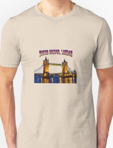 Tower Bridge, London T-Shirt