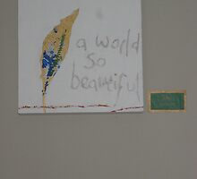 a world so beautiful by Charlotte Dodson