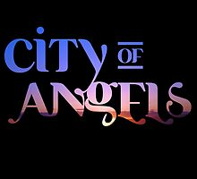 """Los Angeles: """"City of Angels"""" by jackwilin"""