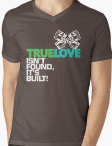True Love (2) Mens V-Neck T-Shirt