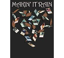 Maigc the Gathering - Makin' It Rain Photographic Print