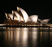 Sydney Opera House by AGNPhotography