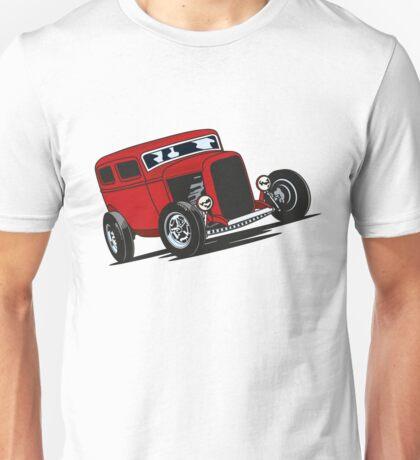 32 Red Ford Sedan Unisex T-Shirt