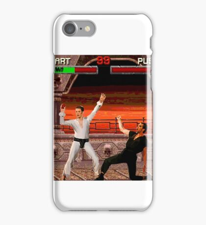 DAYMAN VS NIGHTMAN iPhone Case/Skin