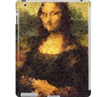 Low-Poly Mona Lisa iPad Case/Skin