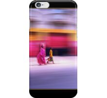 In Sync In Senegal Fine Art Poster iPhone Case/Skin