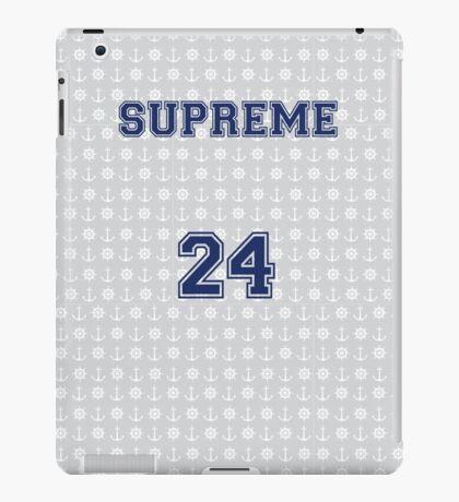 Supreme Sailor iPad Case/Skin