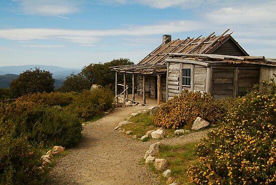 Craig's Hut by Joe Mortelliti