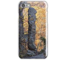 Devil's Smokestack - Shawnee iPhone Case/Skin