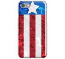 Classic Captain Distressed - Clean iPhone Case/Skin