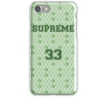Supreme Cubes of Green iPhone Case/Skin