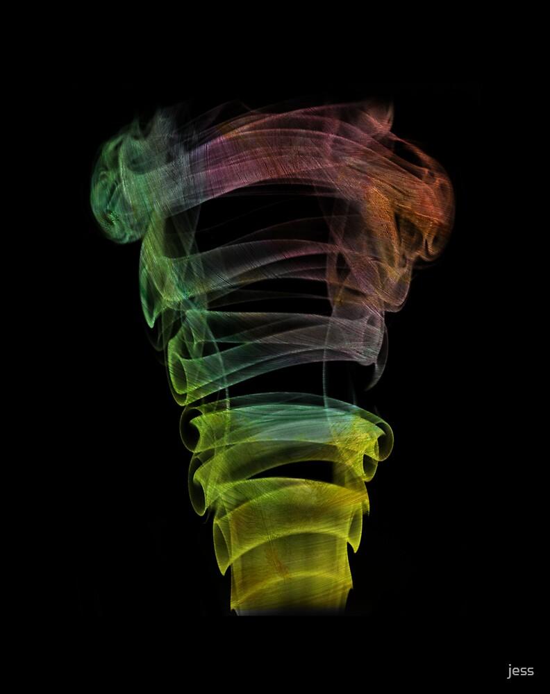 smoke swirl by jess