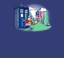 Fast Rabbit Unisex T-Shirt