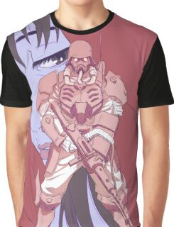 Jin-Roh Fanart Graphic T-Shirt