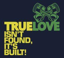 True Love (7) One Piece - Short Sleeve