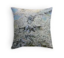 On The  Edge Series Number 2 Throw Pillow