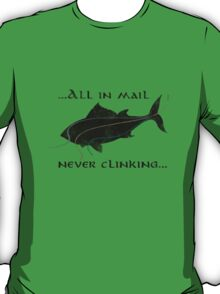 Riddles In The Dark (Fish) - The Hobbit T-Shirt