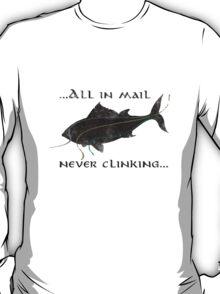 Riddles In The Dark (Fish) - The Hobbit T-Shirt