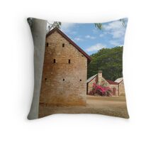 Springvale Homestead Katherine, NT Throw Pillow