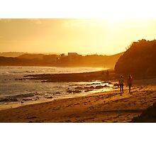 Strolling Torquay Surf Beach,Great Ocean Road Photographic Print