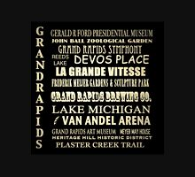 Grand Rapids Michigan Famous Landmarks Unisex T-Shirt