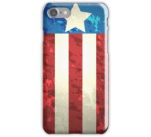 Vintage Classic Captain Distressed iPhone Case/Skin