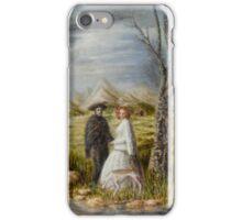 Apparition in a Landscape iPhone Case/Skin