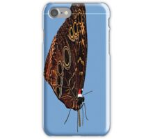 Erfly HO HO HO iPhone Case/Skin