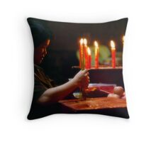 Offering2 Throw Pillow