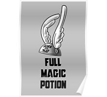 Full magic potion Poster
