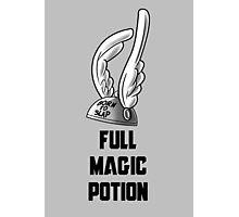 Full magic potion Photographic Print