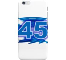FREE SCOTLAND 45  iPhone Case/Skin