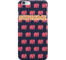 Supreme Sixteen iPhone Case/Skin