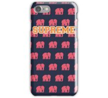 Supreme Sixteen iPhone Case/Skin