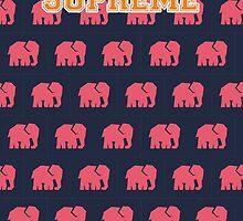 Supreme Sixteen by Zack Kalimero