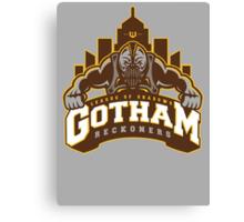 Gotham Reckoners Canvas Print