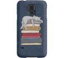 How to Chill Like a Cat Samsung Galaxy Case/Skin