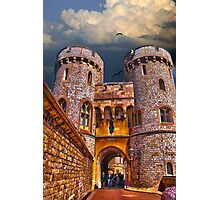 Norman Gate Photographic Print