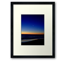 From Dusk Framed Print