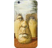 Borges/San Ambrosio  iPhone Case/Skin