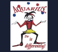 Aquarius - do it differently Kids Clothes