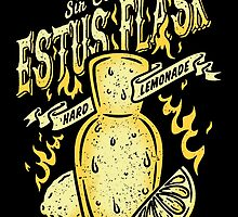 Estus Flask Hard Lemonade by Brandon Wilhelm
