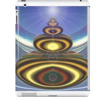 Golden Steps to Enlightenment iPad Case/Skin