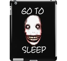 Jeff the Killer iPad Case/Skin